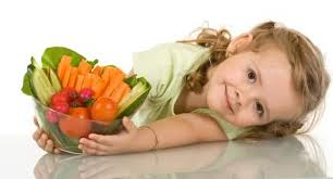 kind groente
