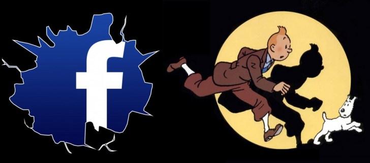kuifje facebook