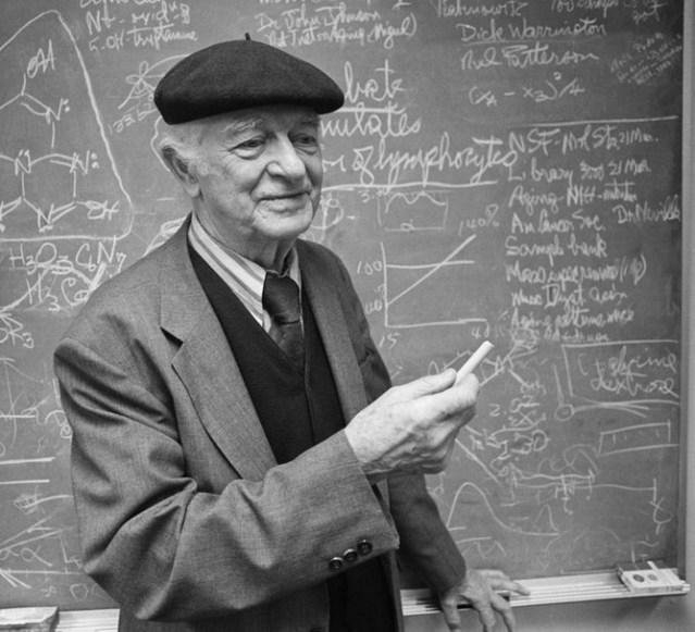Nobelprijswinnar Linus Pauling wordt gezien als de ontdekker van de enorme kracht die in Vitamine C schuil gaat.
