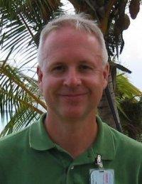 NASA-woordvoerder Michael Cabbage