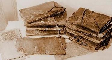 De Nag Hamadi-geschriften. Bewaard voor een tijd waarin de mens in staat zou zijn de strekking van (een deel van de oneindige reikwijdte) zijn potentie te bevatten.