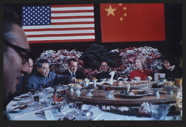 nixon kissinger china