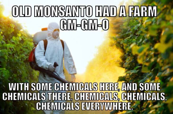 old monsanto had a farm