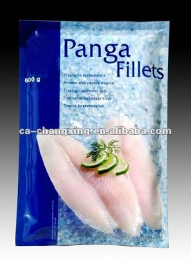 panga fillets packaging