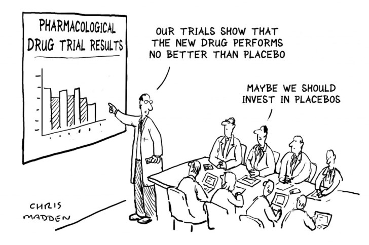 placebo cartoon