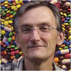 Professor Frans Meijman, hoogleraar Medische Publiciteitsinformatie.