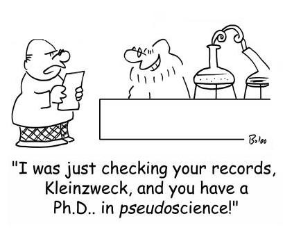 pseudo science