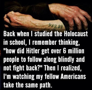 quote Nazi US and Germany
