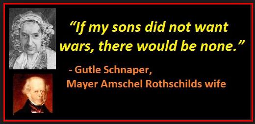 """Lees het verhaal 'andersom', dan zie je wat er werkelijk staat.. """"Als mijn zonen oorlog willen, komt die er!"""".."""