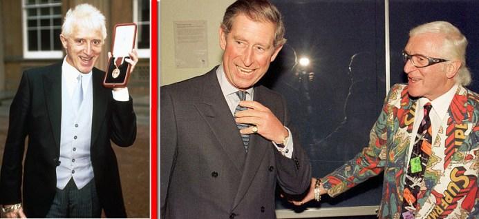 Prins Charles was één van de beste vrienden van de ontmaskerde pedofiele 'engerd' Jimmy Saville.. Hij schopte het tot de edelstand en mocht zich 'Sir Jimmy' noemen. Saville is één van de meest gruwelijke voorbeelden van pedofiele elite, die decennia lang werd beschermd..!!