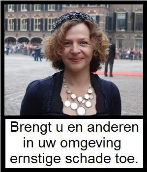 Al eerder stond Edith Schippers onder zware druk om afstand te doen van haar banden met de tabaksindustrie.. Dat deed ze uiteindeljik en droeg het 'tabakdossier' over aan haar staatssecretaris. Is het ook de grote vriendin van Big Pharma..? Waarom anders geen gedegen onderzoek naar de werking van het griepvaccin..? Is het deze mevrouw de minister gewoon om het even, of er wellicht € 60 miljoen griepvaccinatiebudget over de balk gegooid wordt zoals veel huisartsen, medici en wetenschappers zeggen..?!