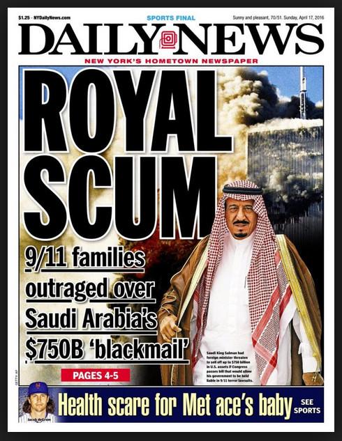 scum saudi outrage