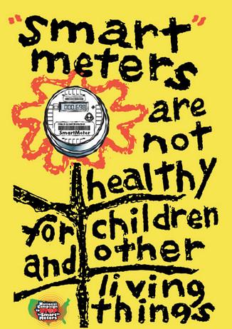 smart meters unhealthy