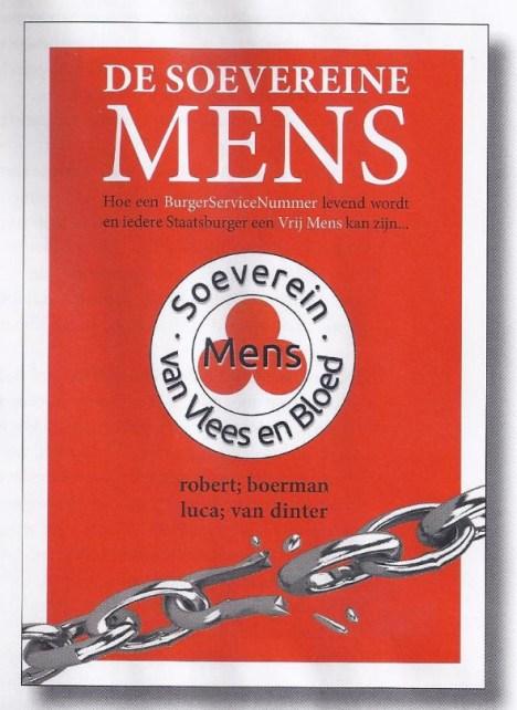 soevereine mens boekcover