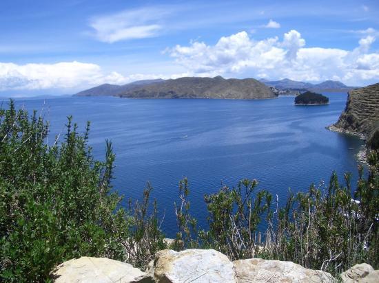 Het Titicaca-meer