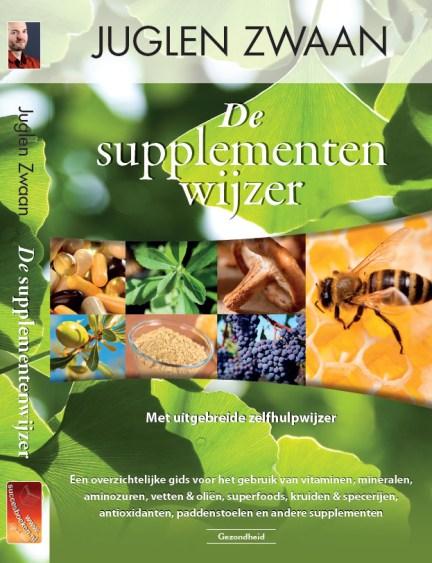 De supplementenwijzer van auteur Juglen Zwaan, toont ons de complementaire stoffen, die ons lichaam gebruikt om processen te doorlopen.. (klik voor lead naar uitgever, voor meer info over het boek)