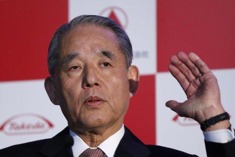 takeda chairman