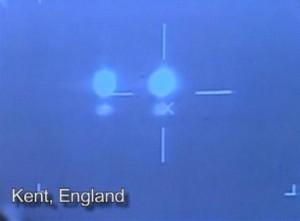 UFO's op radar