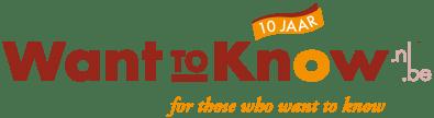 WantToKnow 10 jaar