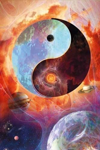 yinyang space