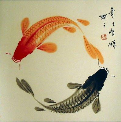 Yin & Yang, schijnbare dualiteit in één veld van Zijn.