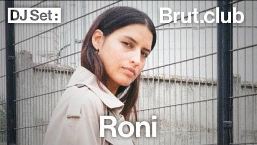 Brut.club : Roni avec Rinse France en DJ set