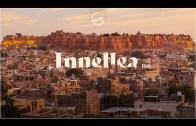 Innellea live at Jaisalmer fort in India for Cercle