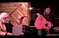 Récréation poétique avec -M- et Pierre Richard (LiveStream – Hommage à la poésie d'Andrée Chedid)