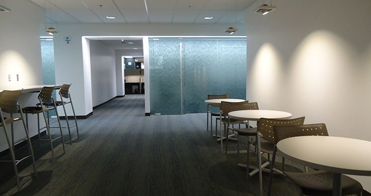 Boeing 2-25 Common space