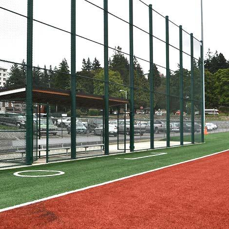 Navy Sports Field