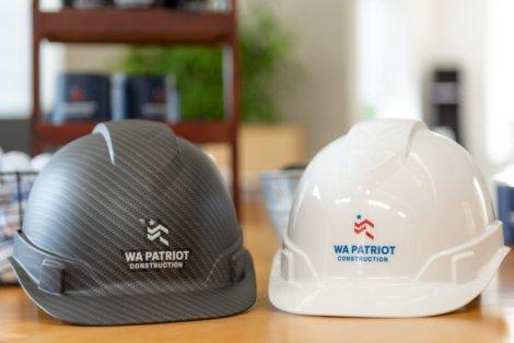 Washington Patriot Hard Hats