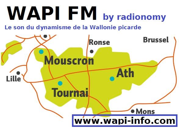 Le son du dynamisme de la Wallonie picarde