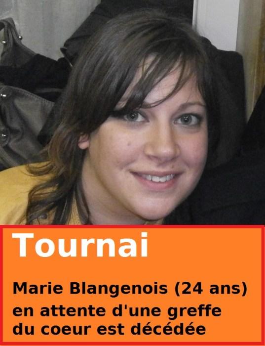 Marie Blangenois