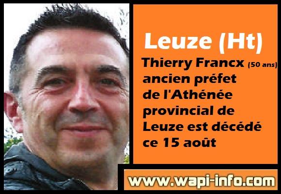 Thierry Francx