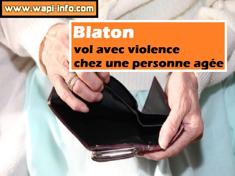 vol violence blaton
