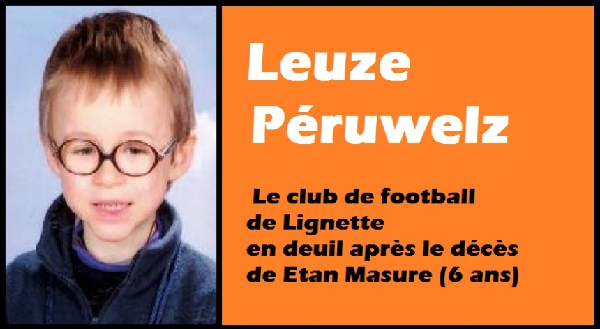 Etan Masure 6 ans