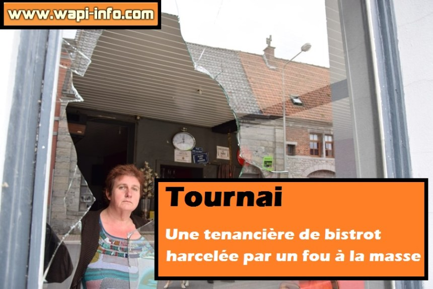 Tournai harcelement masse