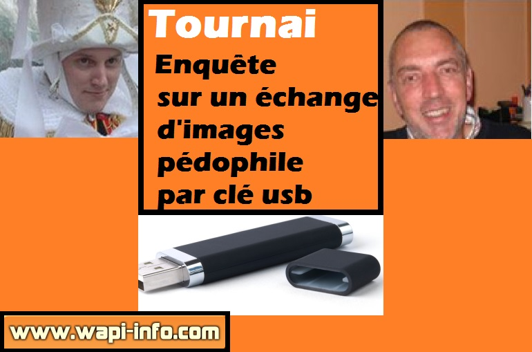 pedophilie tournai echange usb
