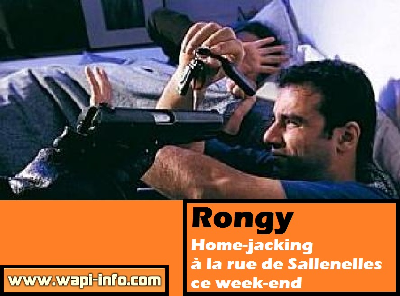 rongy home jacking