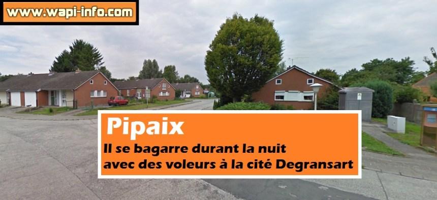 Pipaix cite degransart