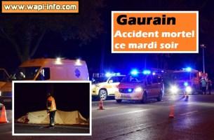 Gaurain : accident mortel ce mardi soir, un tournaisien de 38 ans est décédé