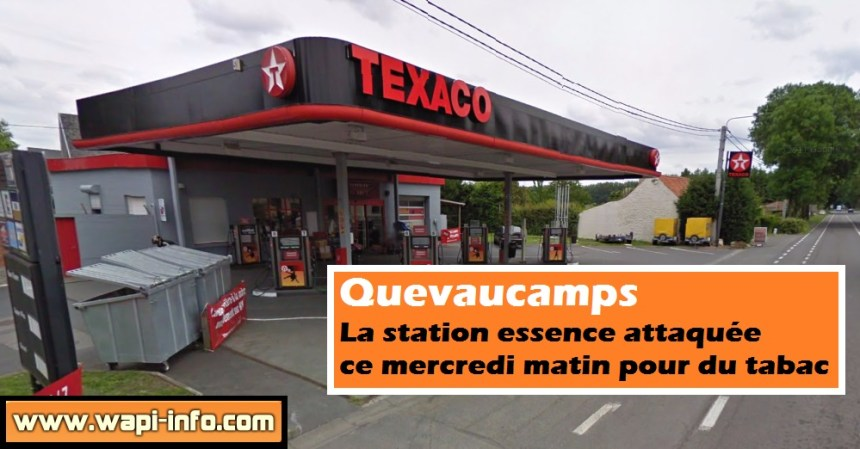 quevaucamps essence texaco