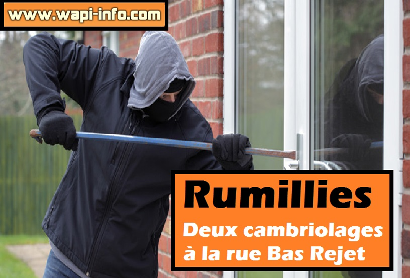 rumillies bas rejet cambriolages
