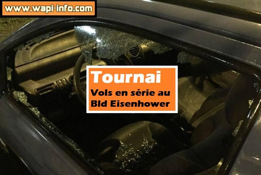 Tournai bld eisenhover vols series