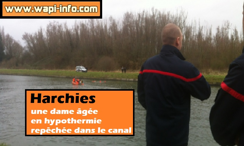 harchies dame canal