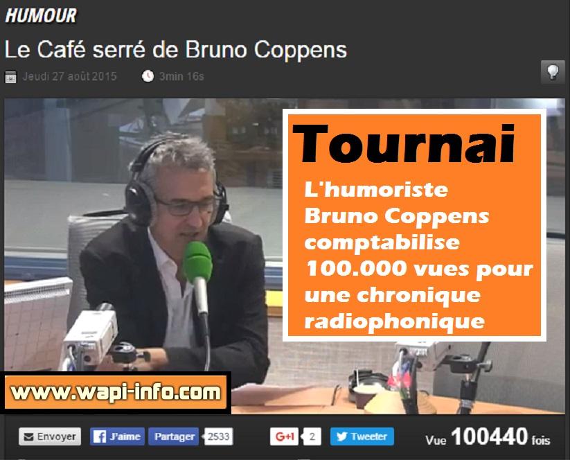 Bruno coppens buzz
