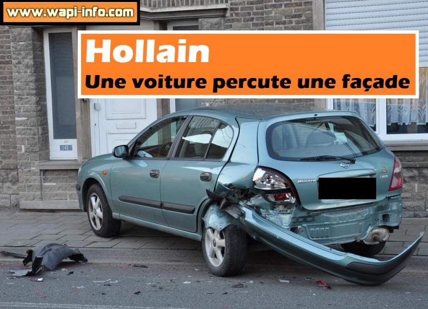 Hollain accident facade