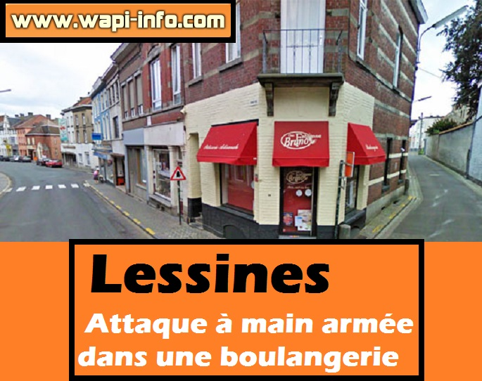 Lessines grand rue