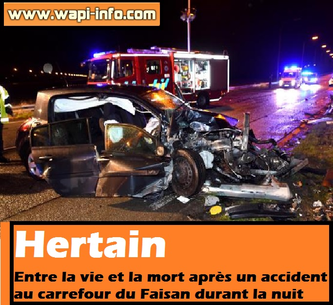 accident hertain