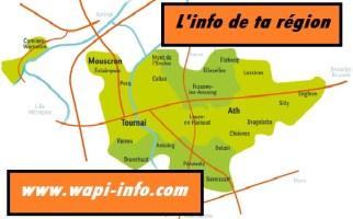 Tournai : un patient des Marroniers arrache un sac à la place Crombez